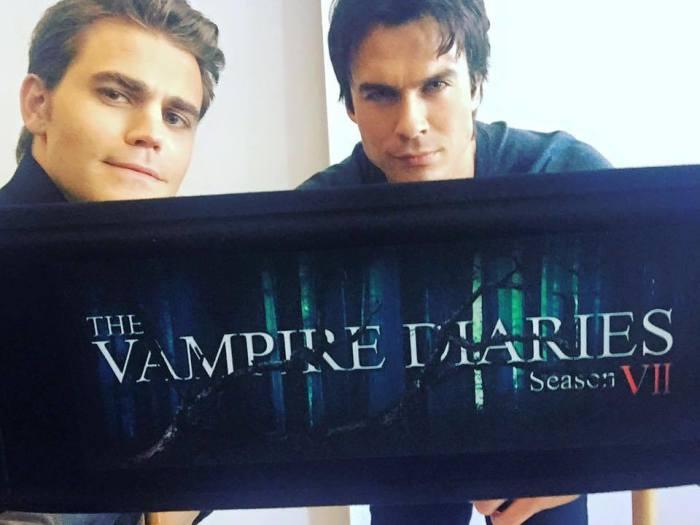Seriál The Vampire Diaries se opět vrátil na obrazovky! Fanoušci jásají blahem!