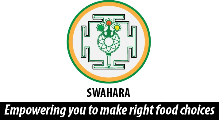 Swahara Food Mindfulness Logo