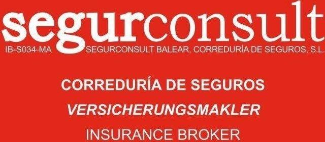 SEGURCONSULT BALEAR CORREDURIA DE SEGUROS SL