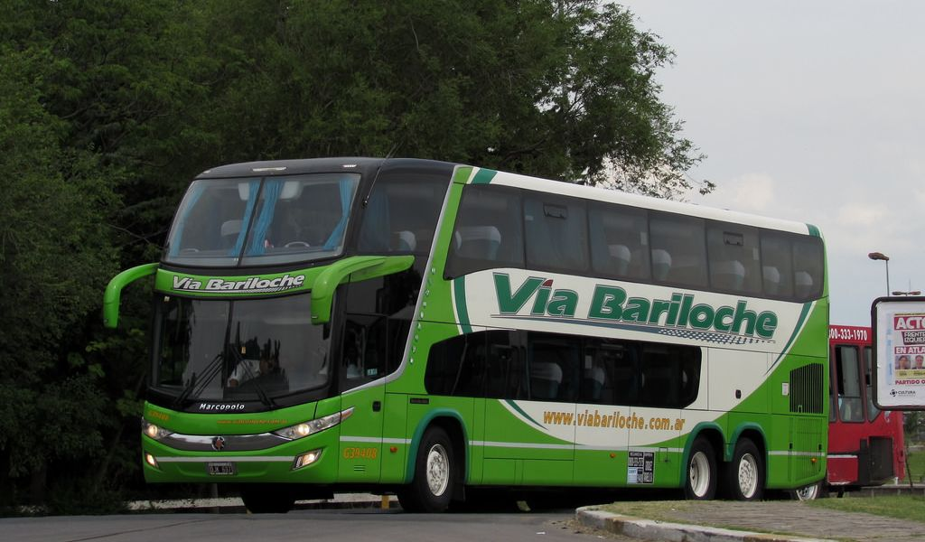 December 26-27: Via Bariloche bus from Bariloche to Buenos Aires