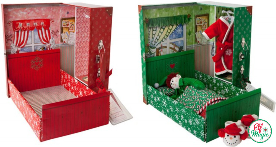 Elf Magic Bed In A Box Elf Ideas From Elf Magic