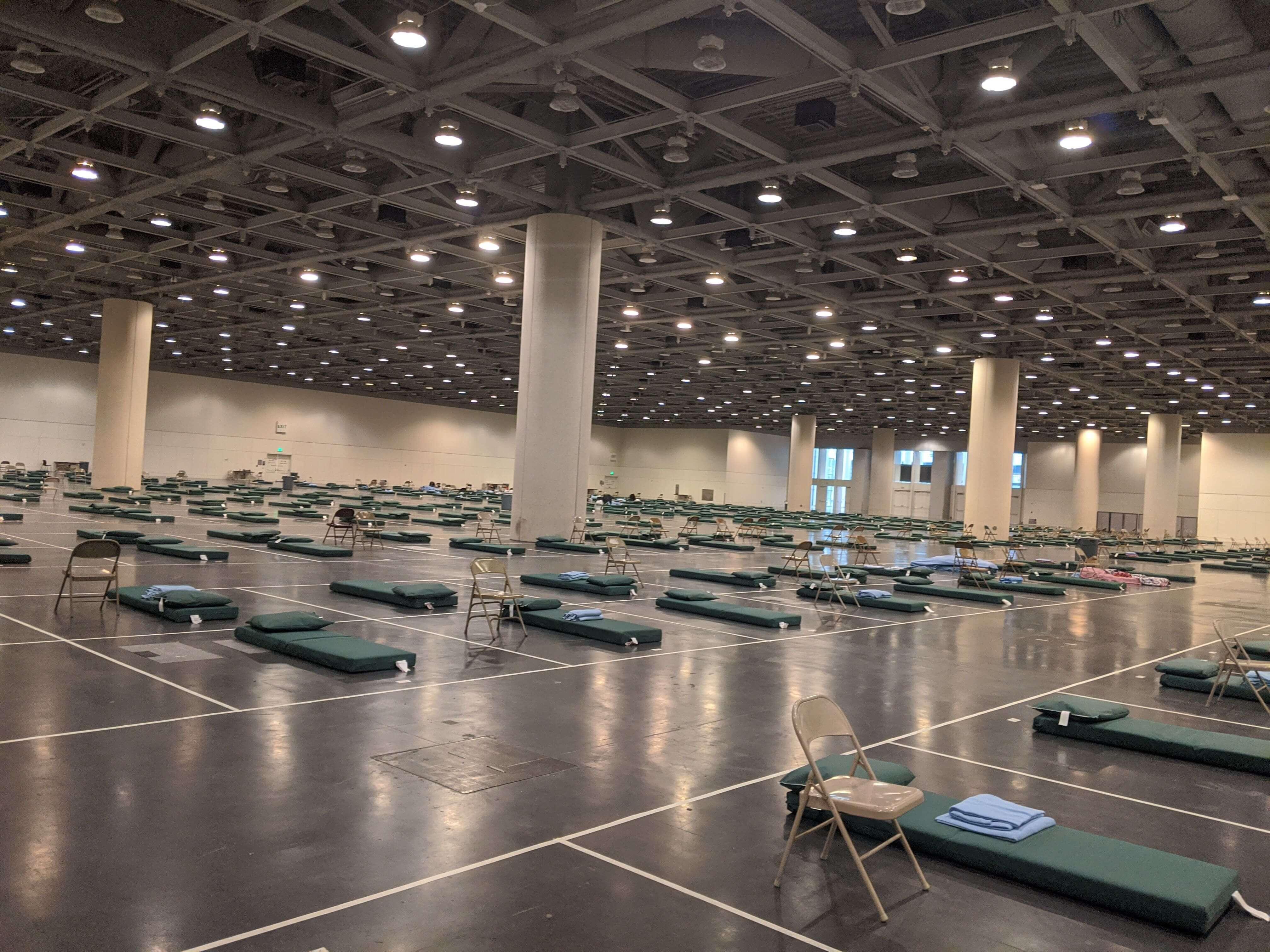 SF Covid Houseless Shelter