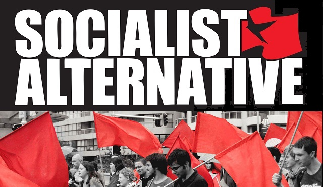 Socialist Alternative logo picture