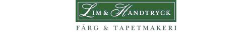 Lim & Handtryck logotyp