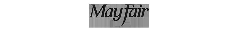 MayFair logotyp