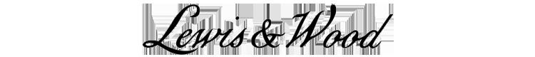 Lewis & Wood logotyp