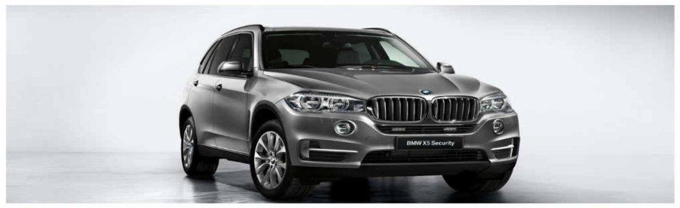 BMW X% SUV