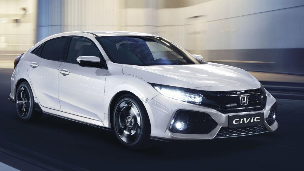 Yeni Honda Civic Hatchback 10. nesliyle ülkemizde