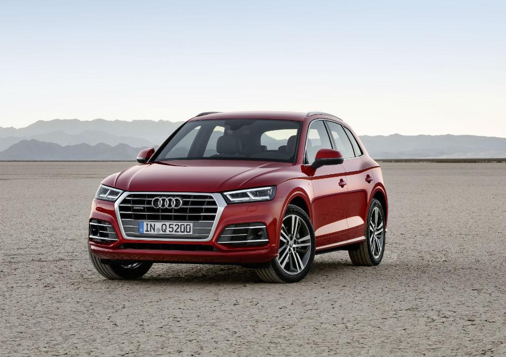 yeni Audi Q5