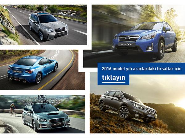 Subaru 2017 kampanyası