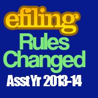 filing of return