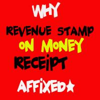 affix revenue stamp