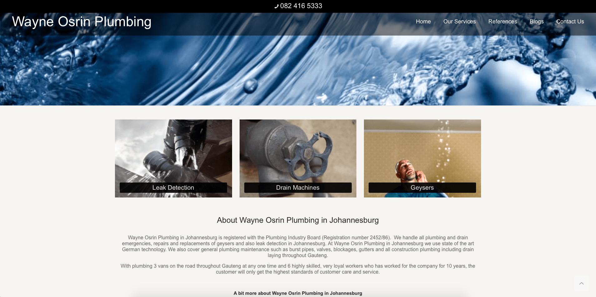 Website Designers in Boksburg