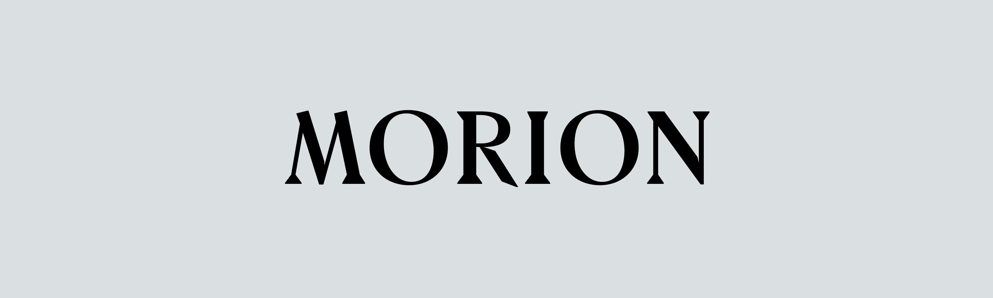 Morion | The Designers Foundry