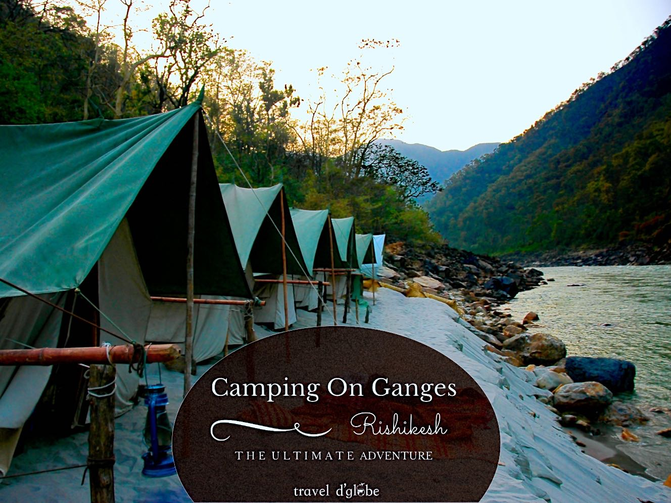 Rishikesh Rafting and Camping