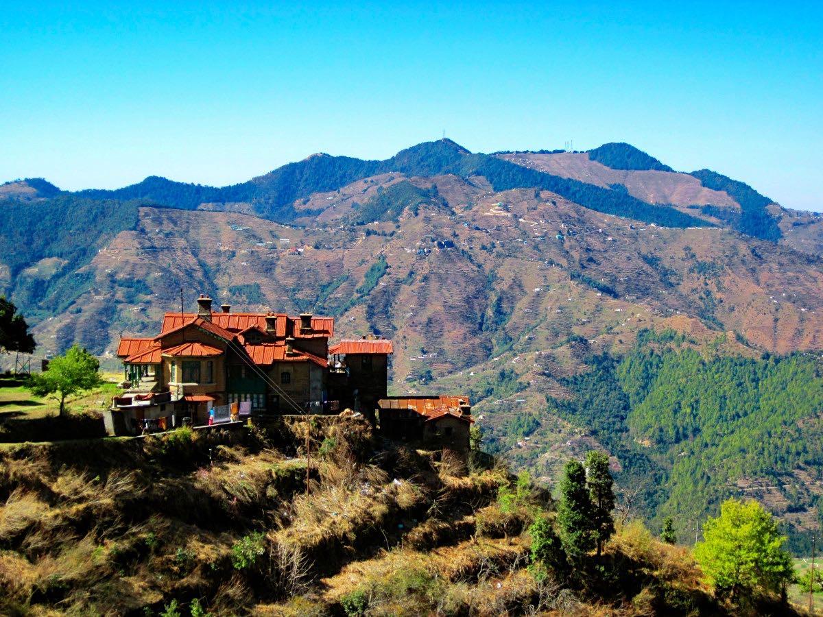 Village Trek in Mukteshwar