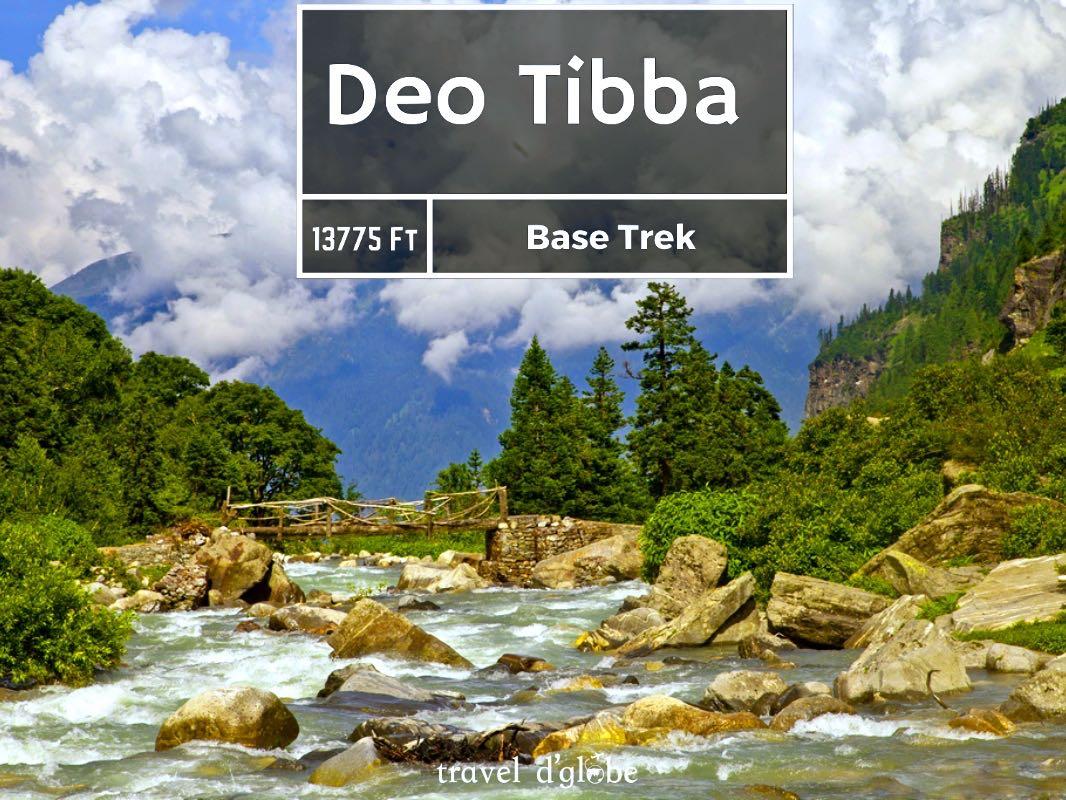 Deo Tibba Base Trek