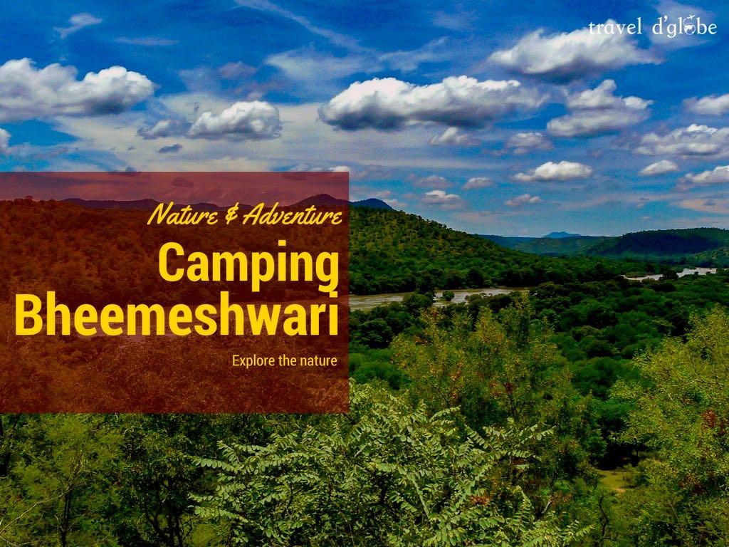 Camping in Bheemeshwari