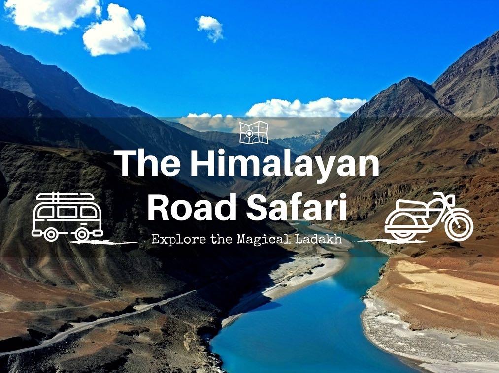 Road Safari in Ladakh
