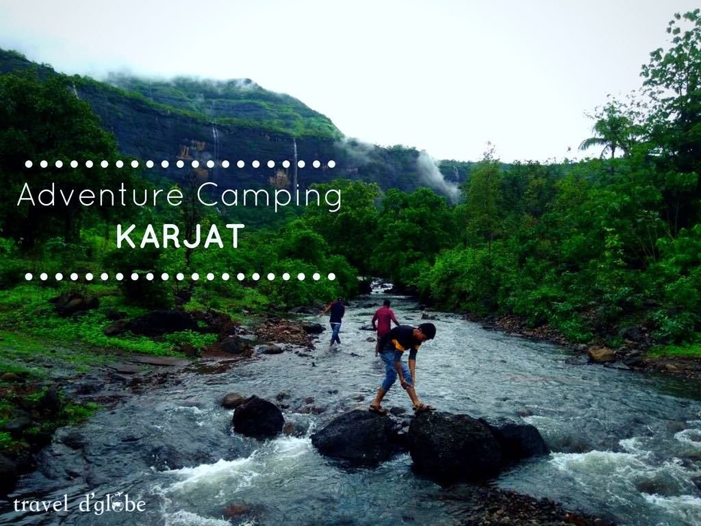 Adventure Camping in Karjat