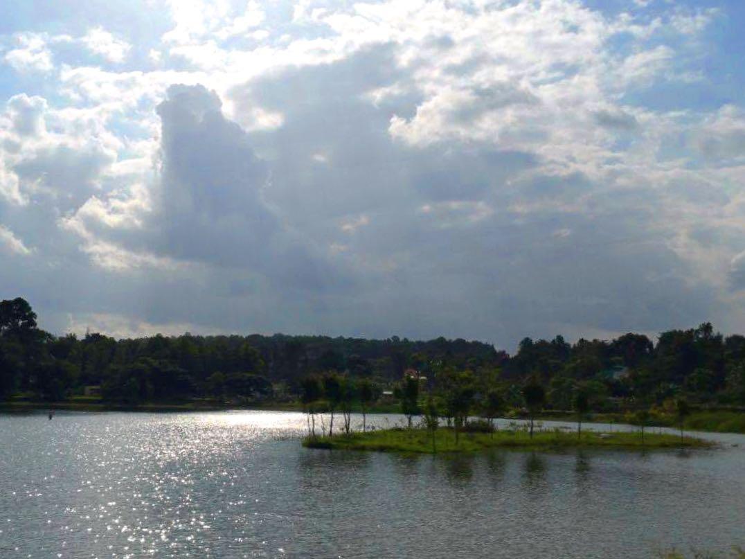 Punganoor Lake Park in Yelagiri