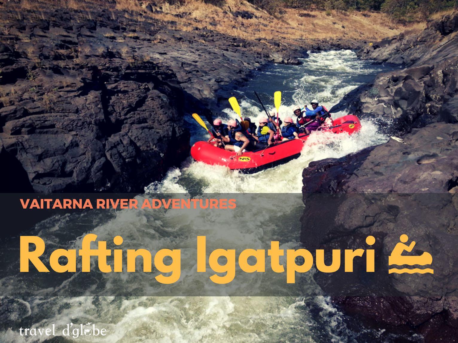 River Rafting in Igatpuri