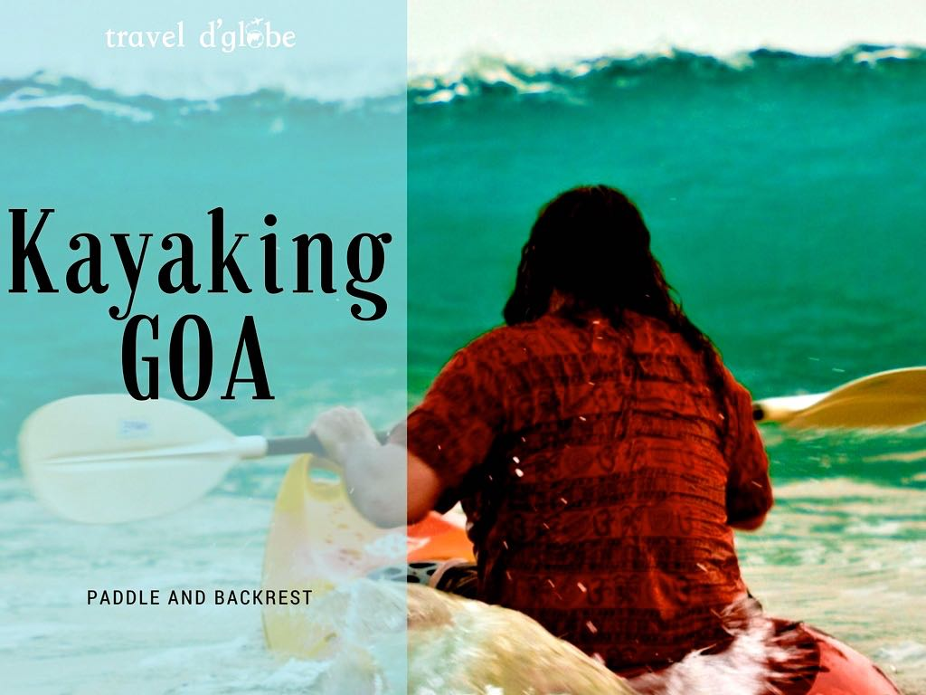 Kayaking in Goa | Day Tour