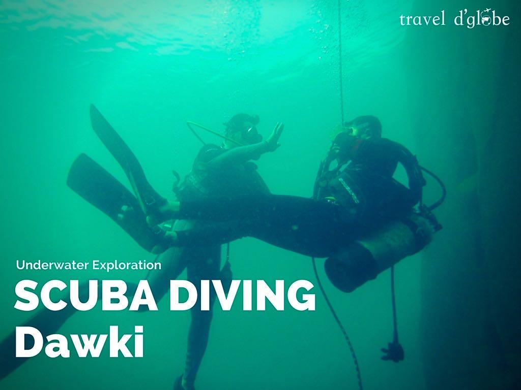 Scuba Diving in Dawki