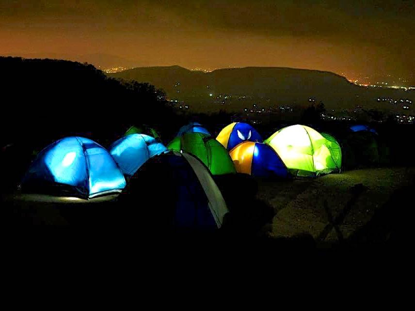 Nature Camping in Araku