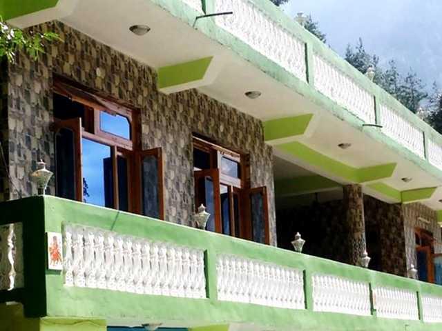 Bhagwati Homestay