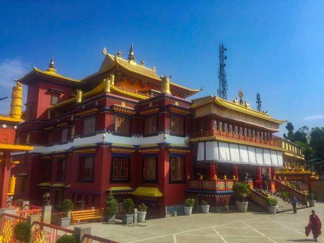 Bokar Monastery at travel d'globe