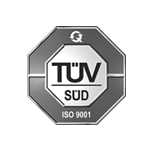 ISO 9001/2000 Certificate