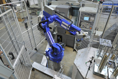 Robotics and machine tools