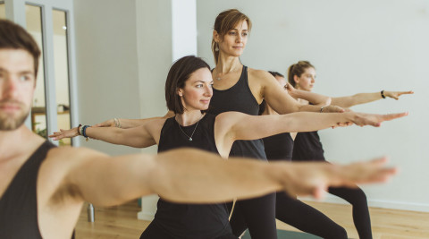 InYoga event: The Art of Alignment & Hands On Assisting with Nicole Walsh - 26 Oct 2017