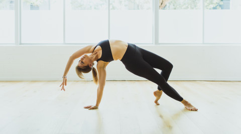 InYoga event: The Art of Sequencing & Theming -  Teacher Training 50 hours with Nicole Walsh - 24 Jul 2017