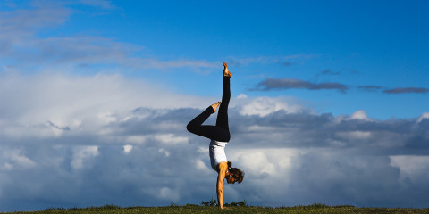 InYoga event: Inversion Workshop with Rod Galbraith - 20 May 2017