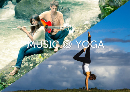 The Marriage of Yoga and Live Music