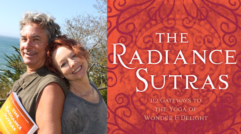 InYoga event: Introduction to The Radiance Sutras with Dr Lorin Roche & Camille Maurine - 24 Apr 2017