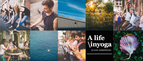 InYoga event: A Life \ InYoga - 30 Day Immersion - 6 May 2017
