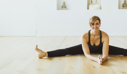 Yoga teacher's inspiration: Why do you teach?