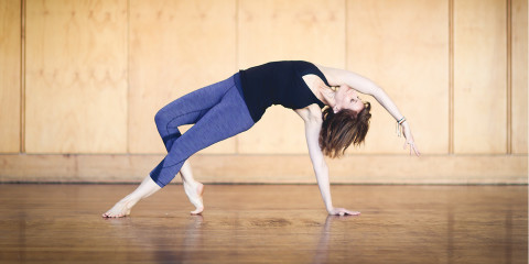 InYoga event: Vinyasa Foundations with Nicole Walsh - 6 May 2017