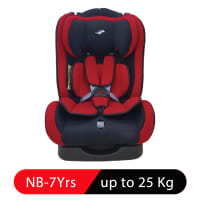 SitSafe Car Seat (Red)