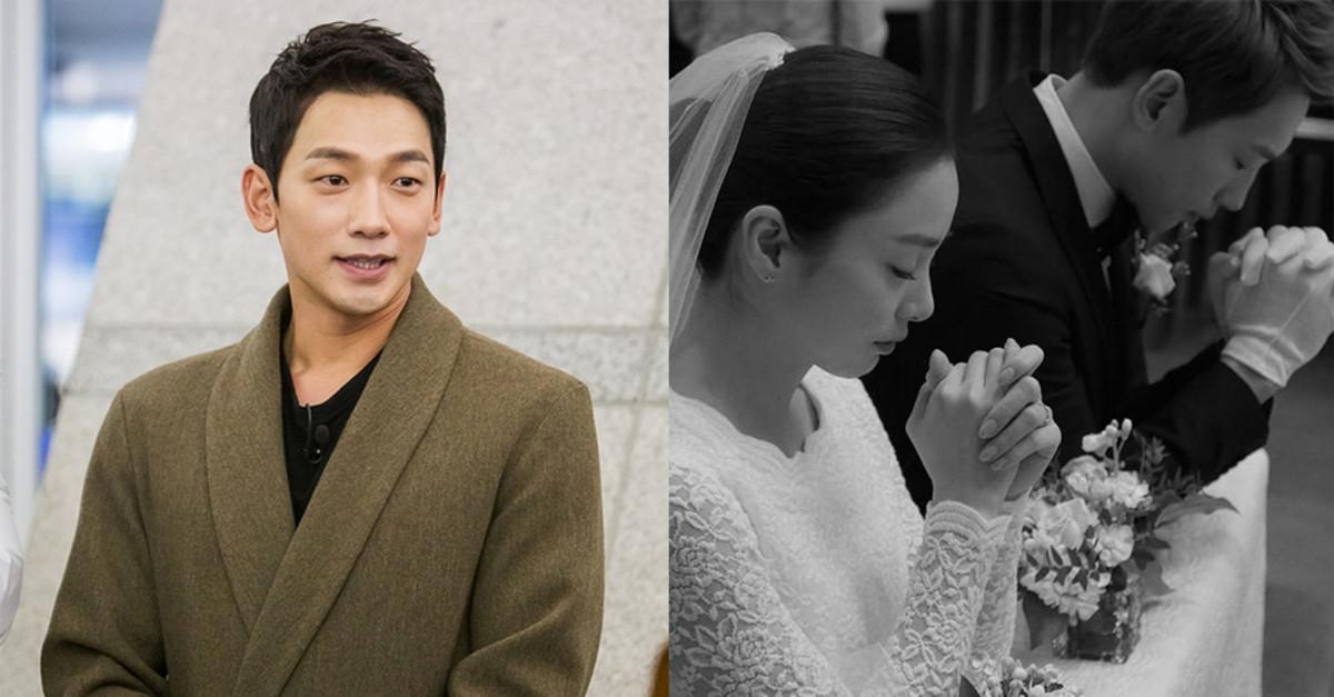 Newlywedded Korean idols Rain Kim Tae Hee arrive in Bali