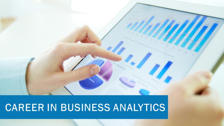 business analytics basics and career options