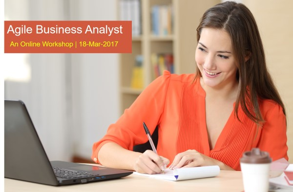 Business Analysis virtual workshop