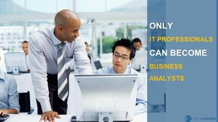 Business Analyst Myth