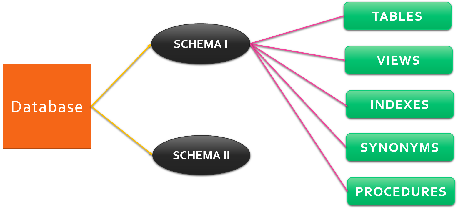 Components of a database