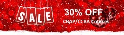 CBAP Anniversary Offer