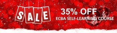 ECBA Self-learning