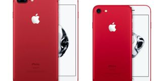 Apple unveils limited edition RED iPhone 7 and iphone 7 Plus: India Price, Release Date, and More